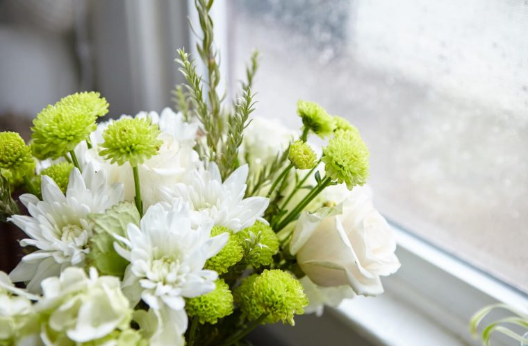 conservar ramos de flores